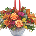 Teleflora� Harvest Jewels Centerpiece
