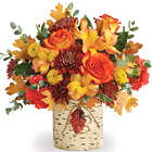 Teleflora� Autumn Colors Bouquet