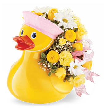 Teleflora� Just Ducky (For Girl)