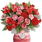 Teleflora� Playfully Pink Bouquet