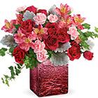 Teleflora� Ooh La Ombre Bouquet