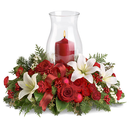 Holiday Glow Centerpiece Deluxe