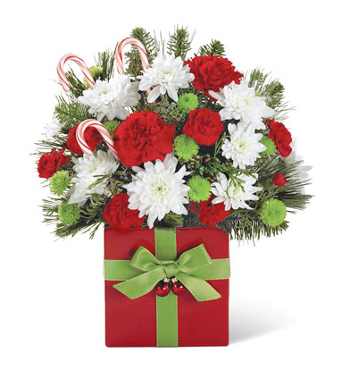 - FTD� Holiday Cheer Bouquet