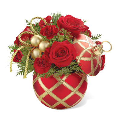 - FTD� Season's Greetings Bouquet