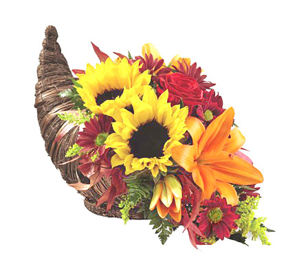 - FTD� Fall Harvest Cornucopia