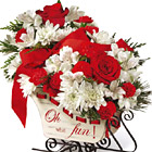 FTD� Holiday Traditions Bouquet Deluxe