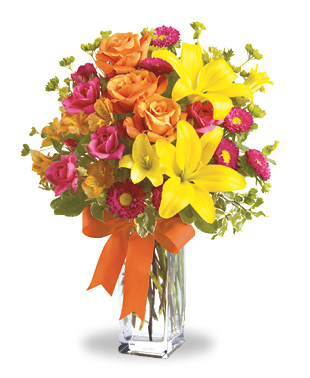 - Celebration of Color Bouquet
