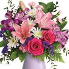 Teleflora� Lavishly Lavender Bouquet