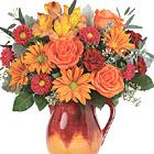 Teleflora® Autumn Glaze Bouquet