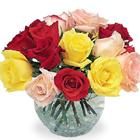 Garden Rose Bowl