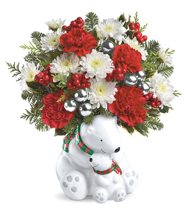 - Teleflora� Send a Hug Cuddle Bears