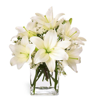 FTD® Lush Lily Bouquet