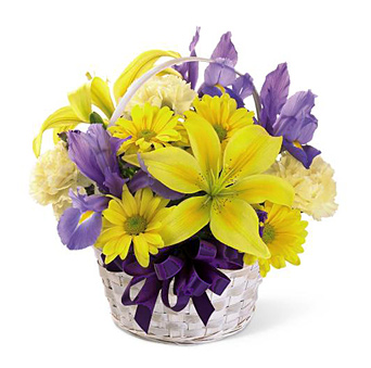 Ftd Spirit Of Spring Flowers Bouquet At 800florals Com