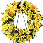FTD® Ring of Friendship Funeral Wreath