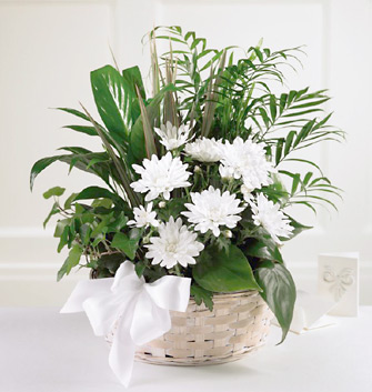 FTD® Peaceful Garden Basket