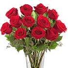 FTD� Dozen Red Roses Bouquet