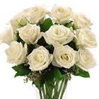 FTD® White Roses Bouquet