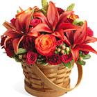 FTD® Abundant Harvest Basket