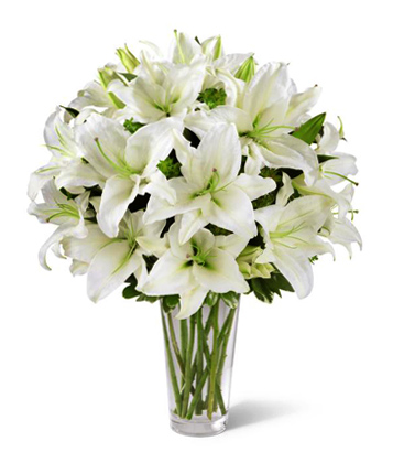 FTD® Spirited Grace Lily Bouquet