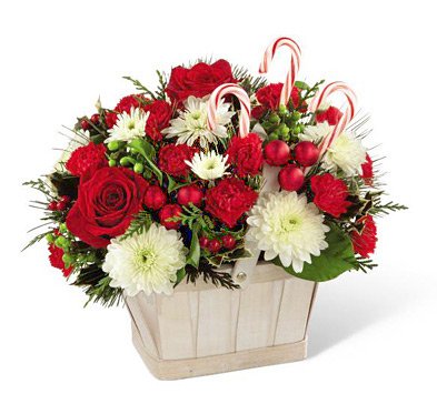 FTD� Candy Cane Lane Bouquet