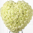 FTD� Elegant Remembrance Standing Heart