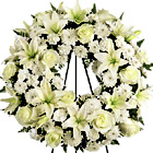 FTD® Treasured Tribute Funeral Wreath