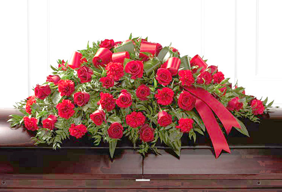 FTD� Dearly Departed Casket Spray