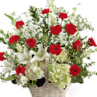 FTD® In Loving Memory Sympathy Arrangement
