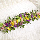 FTD® Trail of Flowers Casket Adornment