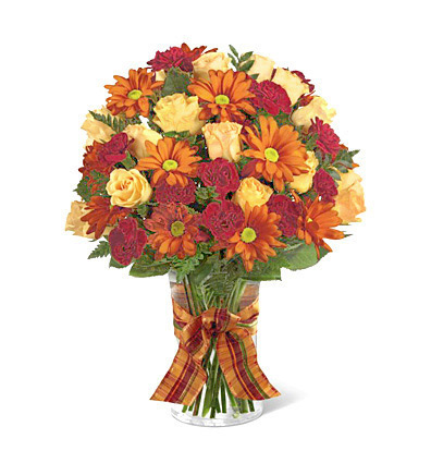 FTD� Golden Autumn Bouquet