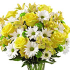 FTD� Sunny Sentiments Bouquet Deluxe