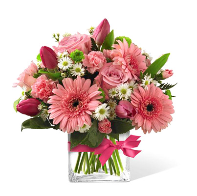 - FTD® Blooming Visions Bouquet Deluxe