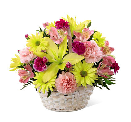 FTD� Basket of Cheer Bouquet