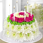 FTD® Wonderful Wishes Floral Cake