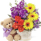 FTD� Best Year Flowers Basket Deluxe