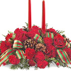 FTD� Holiday Classics Centerpiece Deluxe