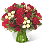 FTD� Holiday Gold Bouquet