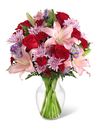 - FTD� Irresistible Love Bouquet Deluxe