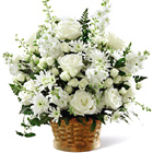 FTD® Heartfelt Condolences Arrangement