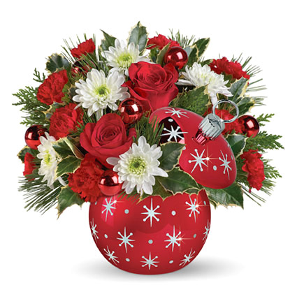 Radko Starry Ornament Bouquet By Teleflora At 800florals Com