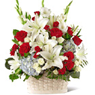 FTD� Greater Glory Basket Deluxe