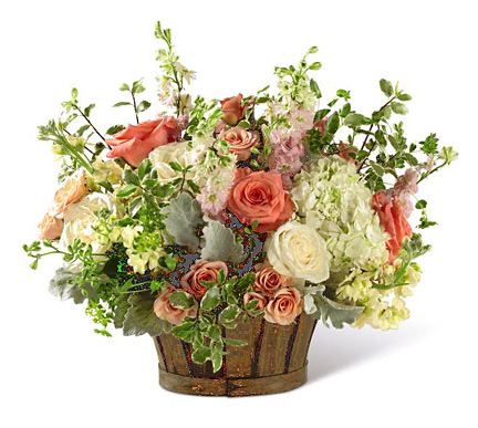 FTD® Bountiful Garden Bouquet
