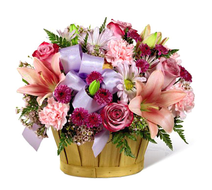 FTD® Little Miss Pink Bouquet Deluxe