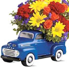 Teleflora� 1948 Ford Pickup Bouquet