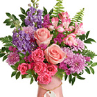 Teleflora� Winged Beauty Bouquet