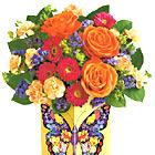 Teleflora� Gorgeous Gratitude Bouquet