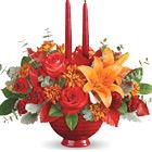 Teleflora® Autumn In Bloom Centerpiece