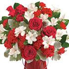 Teleflora® Red Haute Bouquet