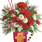 Teleflora� Send A Hug Winter Sips