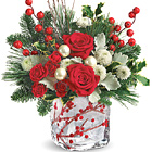 Teleflora� Winterberry Kisses Bouquet